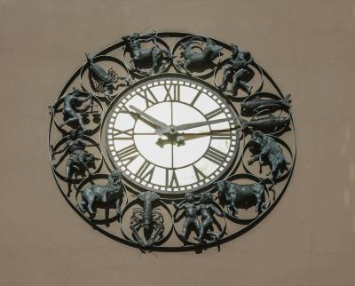 Astrological Clock, Oslo, Norway