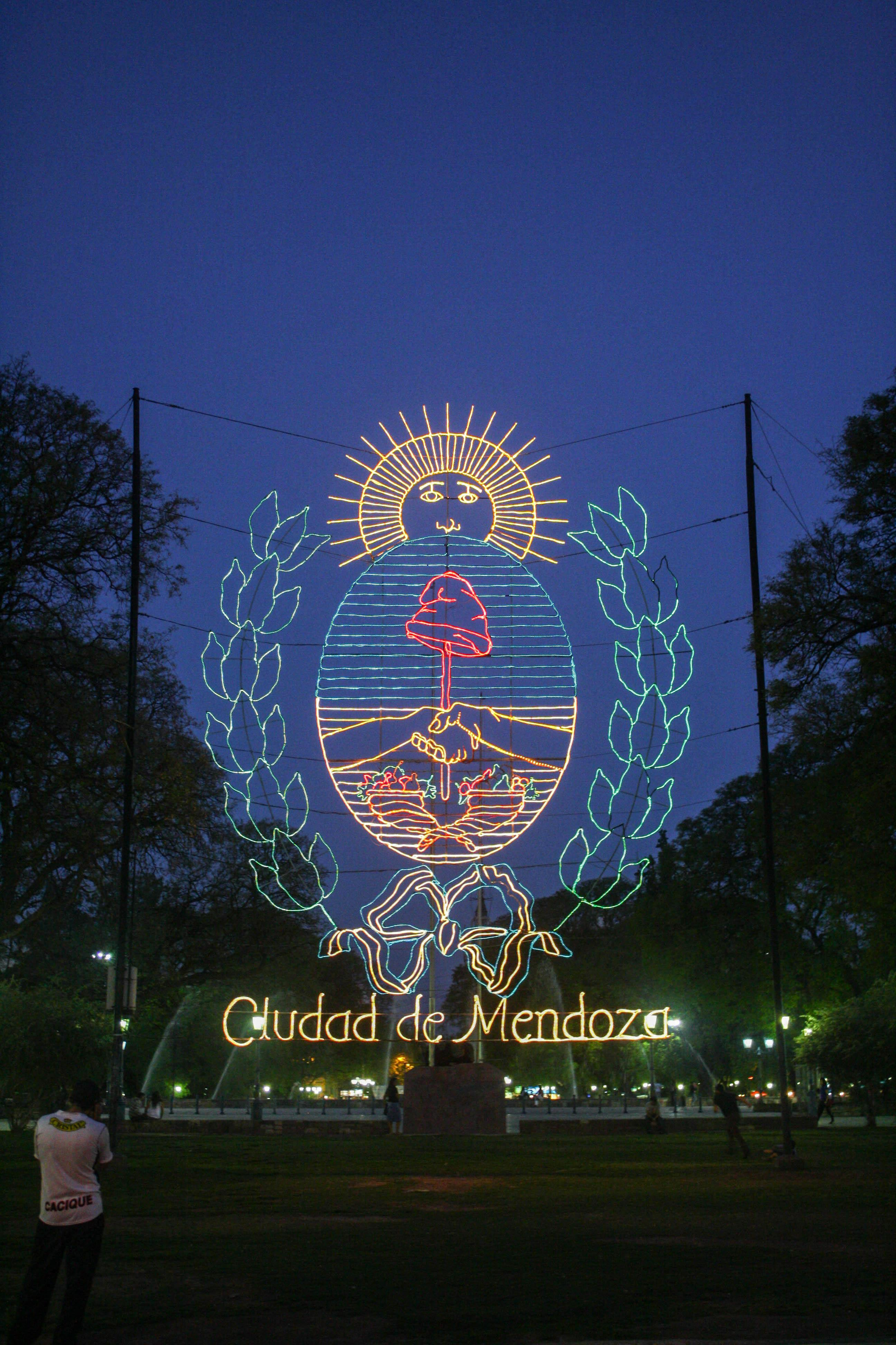56b72f1f7f Party of Five  The Best Plazas in Mendoza