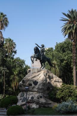 Plaza San Martin, Mendoza, Argentina