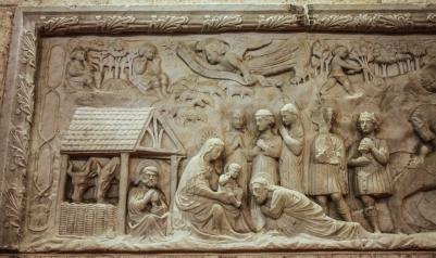 The Visit of the Magi
