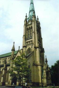 Cathedral Church of St. James, Toronto, Ontario