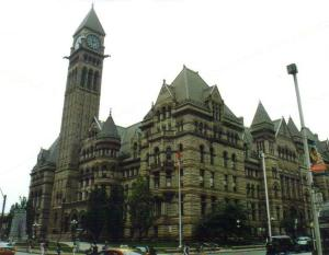Old City Hall, Toronto, Ontario