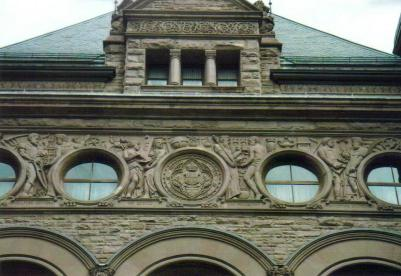 Ontario Parliament Building, Toronto, Ontario