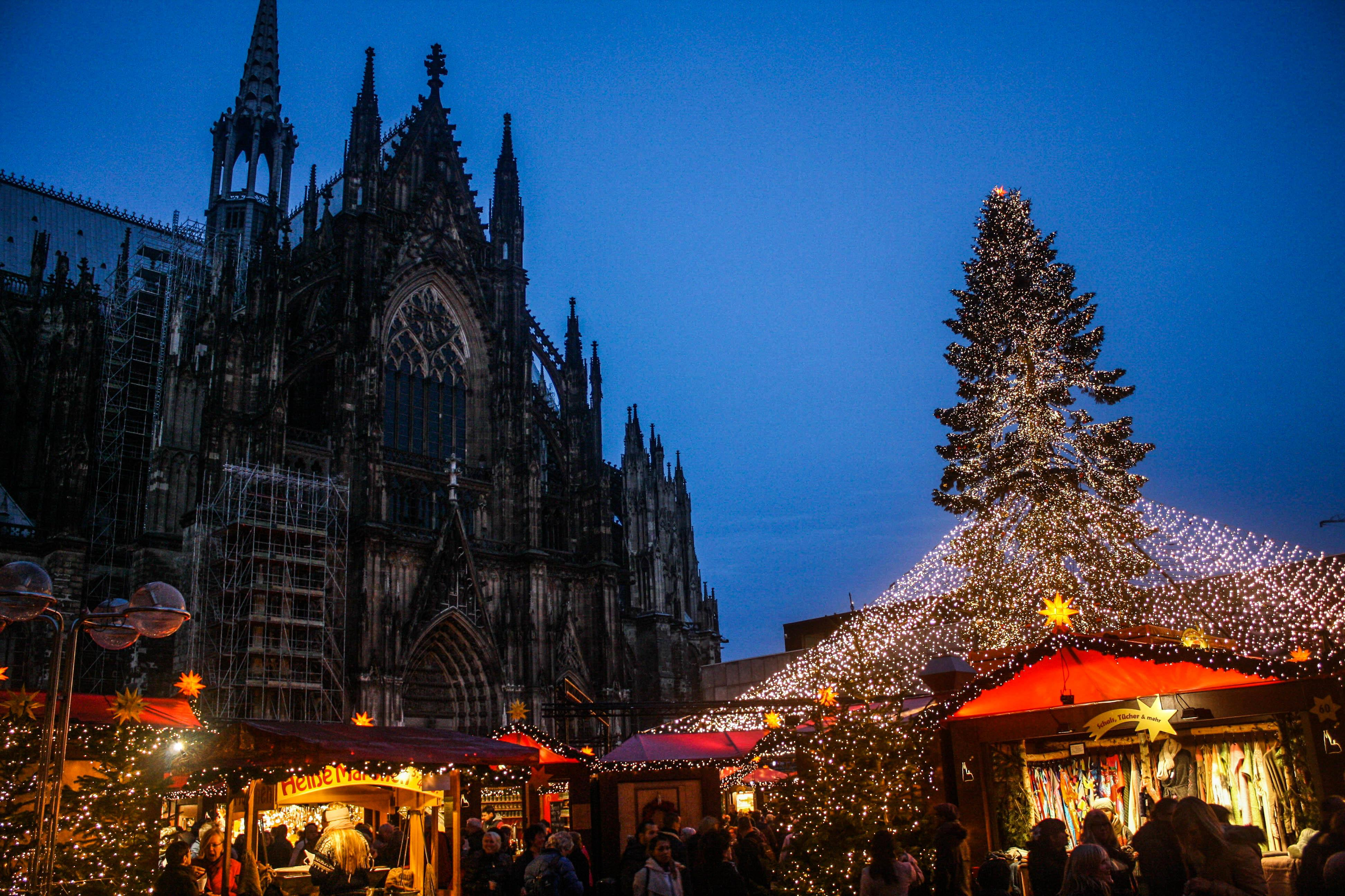 Have Yourself a Merry German Christmas: Day 7 — Cologne | Stephen ...