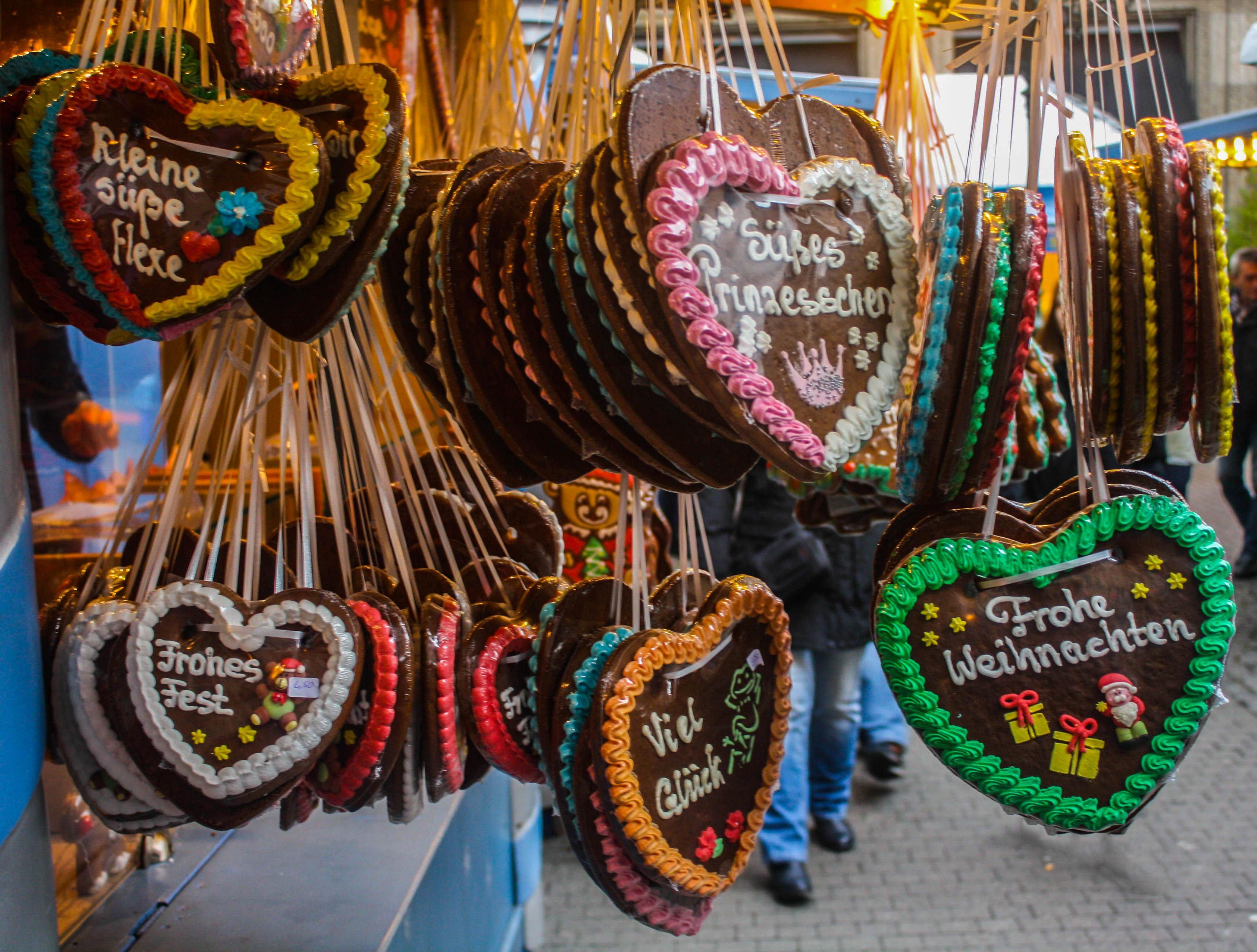 dusseldorf germany - Christmas Market Dc