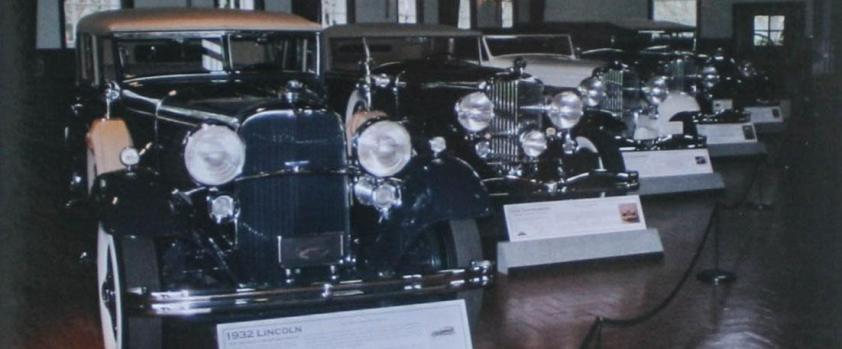 Gilmore Car Museum, Hickory Corners, Michigan