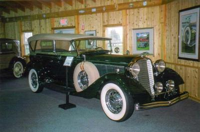 Gilmore Car Museum, Hickory Corners, Michigan