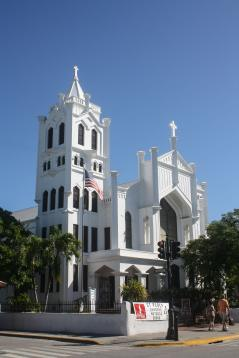 St. Paul's Episcopal Church, Key West