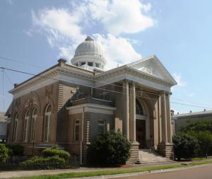 Temple B'nai Israel, Natchez, Mississippi