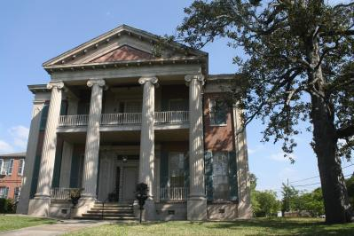 Magnolia Hall, Natchez, Mississippi