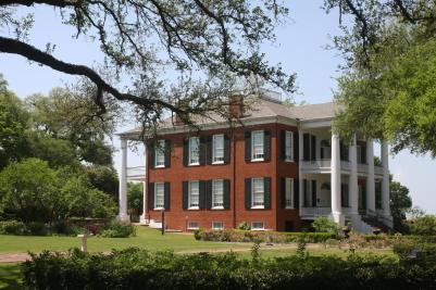 Rosalie Mansion, Natchez, Mississippi