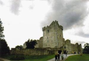 Ross Castle, Killarney National Park, Ireland