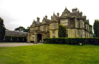 Muckross House, Killarney National Park, Ireland
