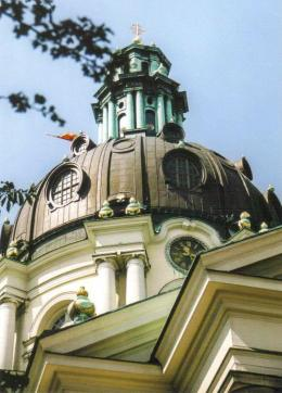 Gustaf Vasa Church, Stockholm, Sweden