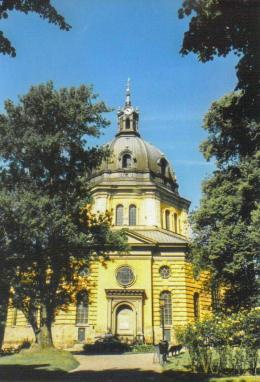 Hedvig Eleonora Church, Stockholm, Sweden