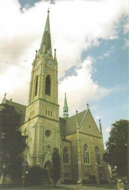 Oscar's Church, Stockholm, Sweden