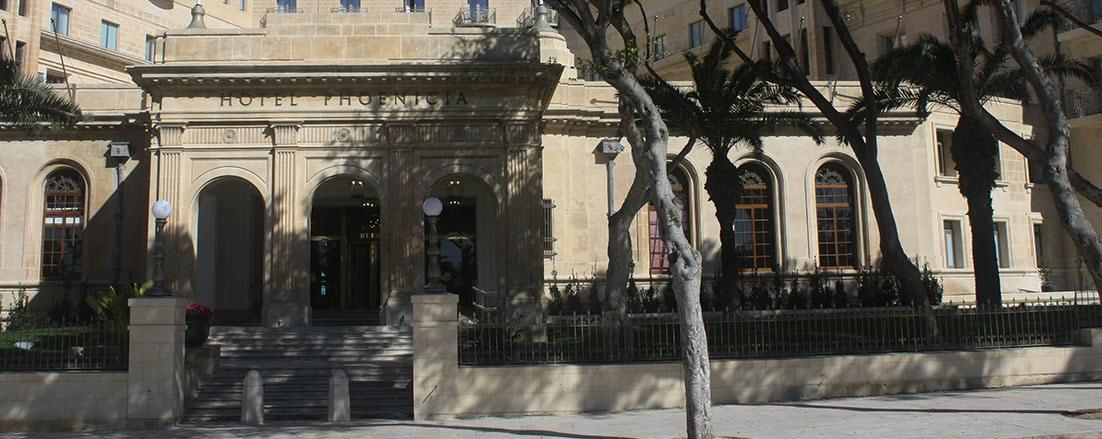 Hotel Phoenicia Floriana Malta Stephen Travels