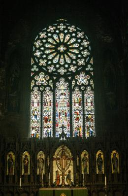 The Cathedral of All Saints, Albany, New York
