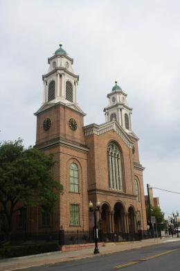 First Church of Albany, Albany, New York