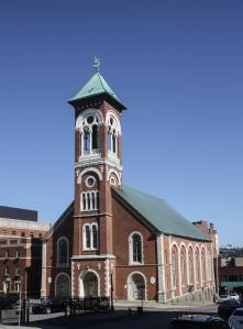 St. Mary's Roman Catholic Church, Albany, New York