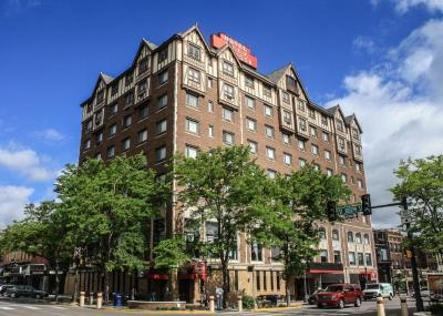 Hotel Alex Johnson, Rapid City, South Dakota