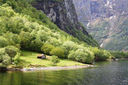Nærøyfjord, Norway