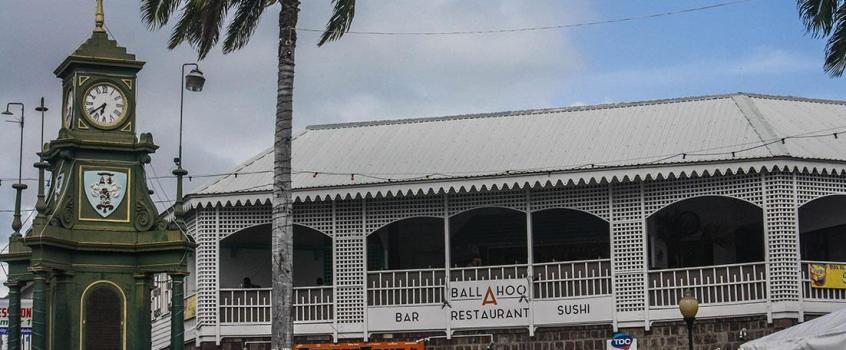 Ballahoo, Basseterre, St. Kitts