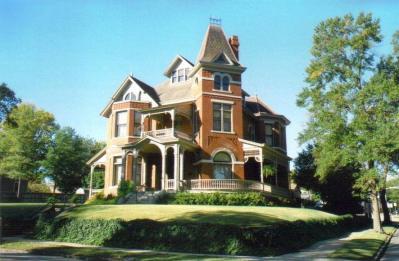 Dibrell House, Little Rock, Arkansas