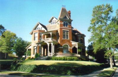 Dibrell House, Little Rock, Arkansas
