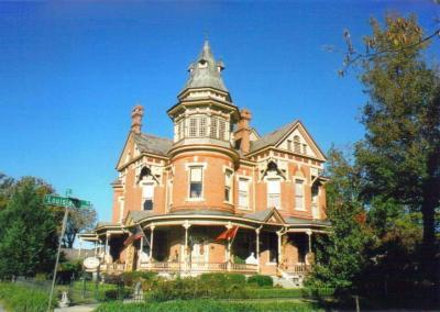 Hornibrook House, Little Rock, Arkansas