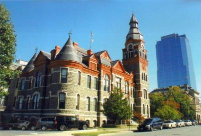 Pulaski County Courthouse, Little Rock, Arkansas