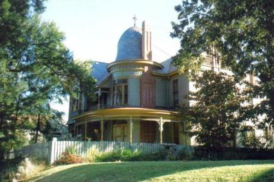 Ragland House, Little Rock, Arkansas