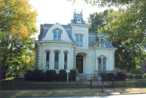 Villa Marre, Little Rock, Arkansas