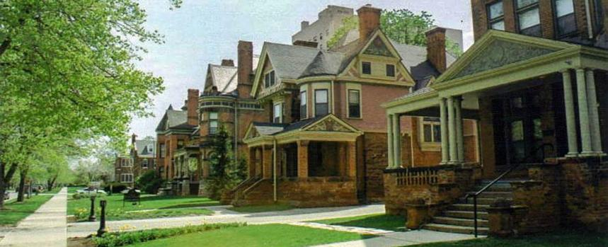 The Inn on Ferry Street, Detroit, Michigan