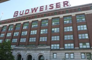 Anheuser-Busch Brewery, St. Louis, Missouri