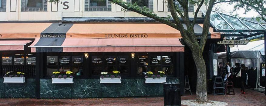 Leunig's, Burlington, Vermont