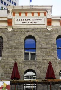 Alberta Hotel Building, Calgary, Alberta