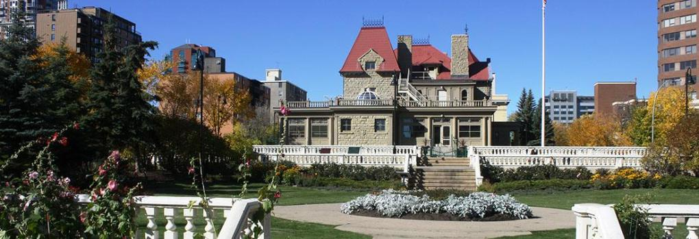 Lougheed House, Calgary, Alberta