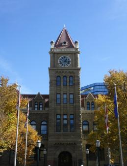 Old City Hall, Calgary, Alberta