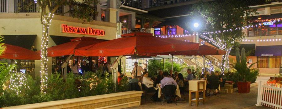 Toscana Divino, Miami, Florida