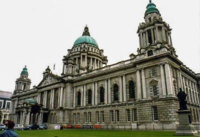 City Hall, Belfast, Northern Ireland