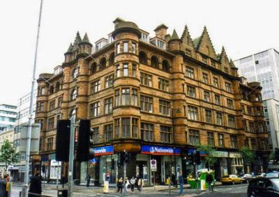 Scottish Mutual Building, Belfast, Northern Ireland