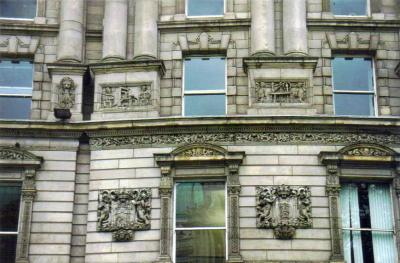 Scottish Provident Building, Belfast, Northern Ireland