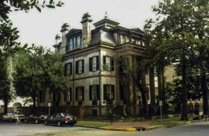 Champion-McAplin House, Savannah, Georgia