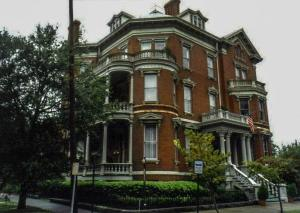 Kehoe House, Savannah, Georgia