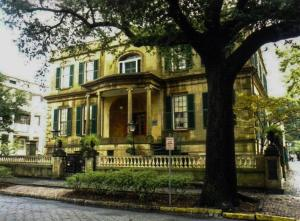 Owens-Thomas House, Savannah, Georgia