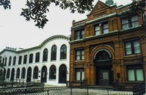 Savannah Cotton Exchange, Savannah, Georgia