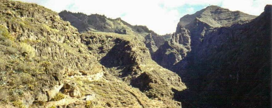 Canyon of Hell, Tenerife, Canary Islands