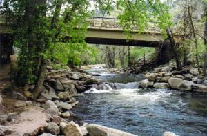 Boulder Creek Path, Boulder, Colorado