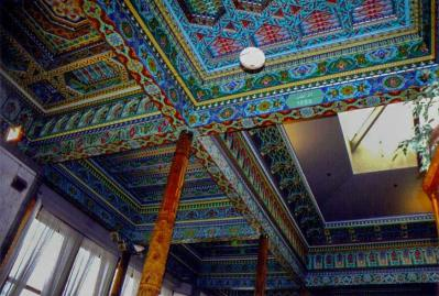 Dushanbe Teahouse, Boulder, Colorado